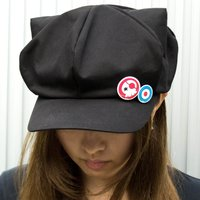 Evangelion: 3.0 You Can (Not) Redo Asuka Cap w/ Tin Badges