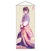 Fantasia Bunko Festival Hyakka Ryouran Saekano: How to Raise a Boring Girlfriend Life-Size Tapestry