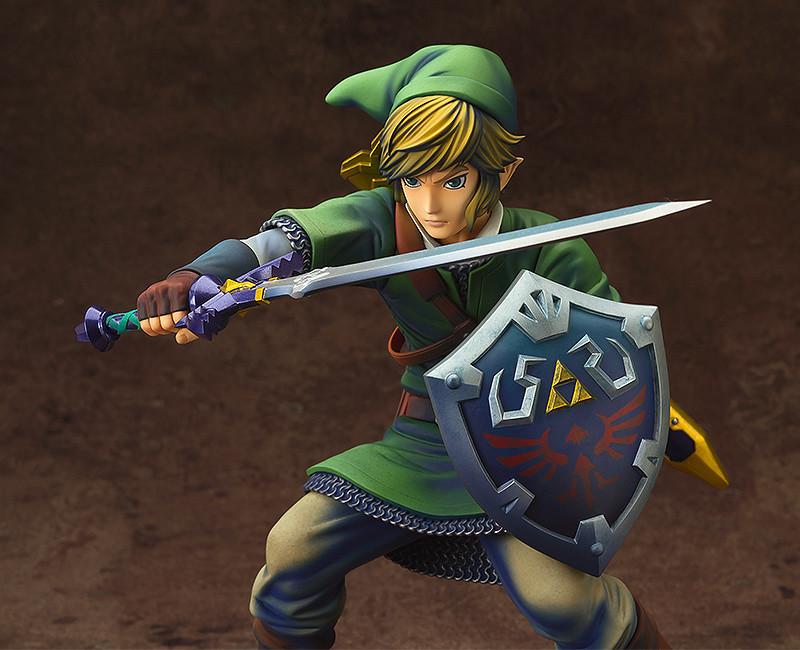 The Legend Of Zelda Skyward Sword Link 1 7 Scale Figure