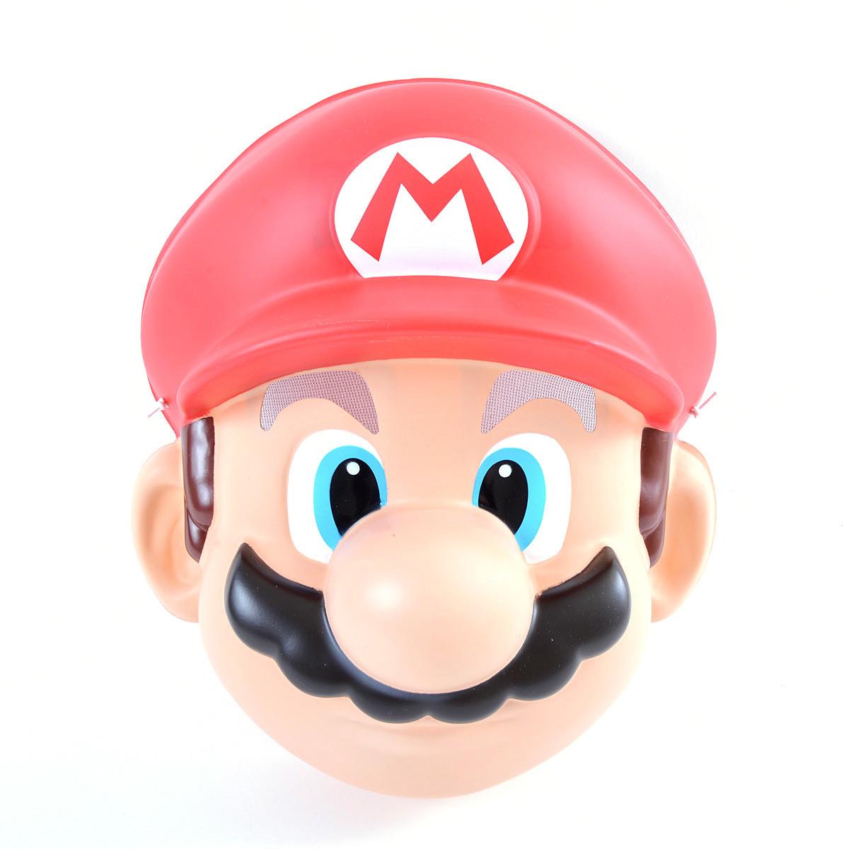 Super Mario Bros Mario Costume Mask Tokyo Otaku Mode Shop