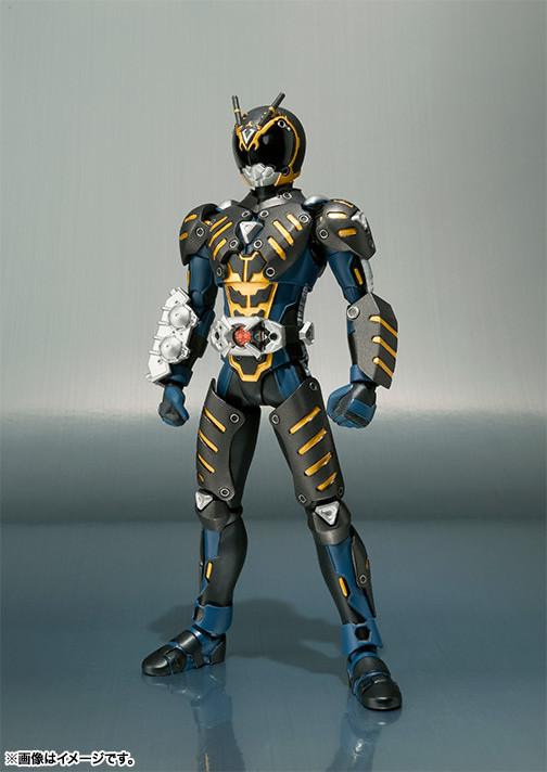 S.H.Figuarts Kamen Rider Ryuki Alternative Zero | Tokyo ...