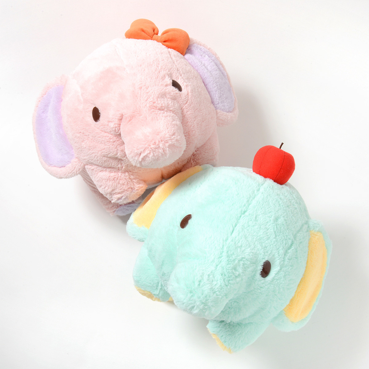 Zou No Pororon Elephant Plush Collection Big Tokyo