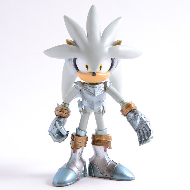5 Metallic Series Silver Sir Galahad Sonic The