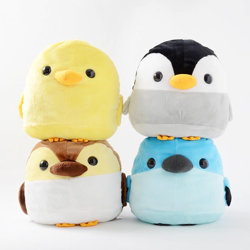 Kotori Tai Hinadori Bird Plush Collection Big Tokyo
