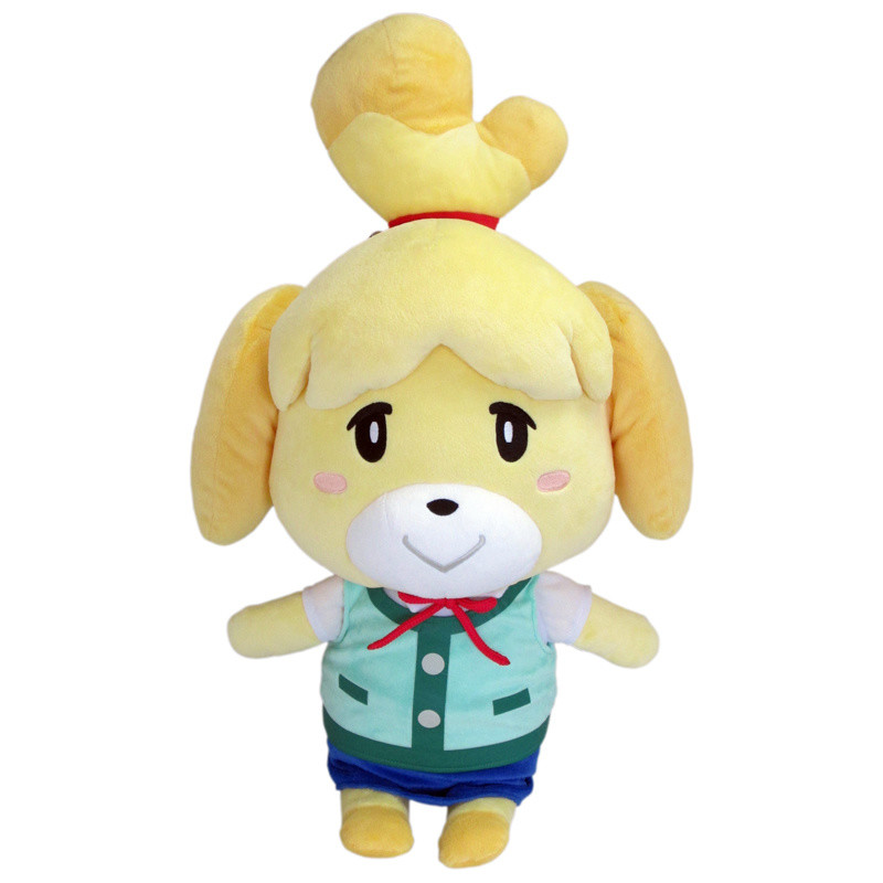 Isabelle 16 Plush Animal Crossing Tokyo Otaku Mode Shop