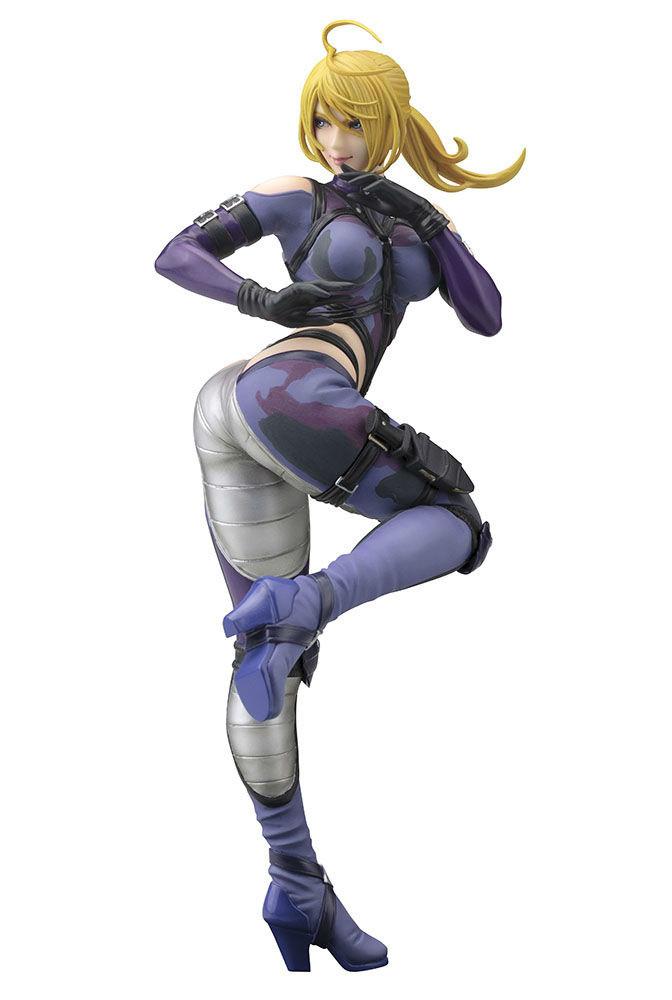 Tekken Nina Williams Bishoujo Statue Tokyo Otaku Mode Shop