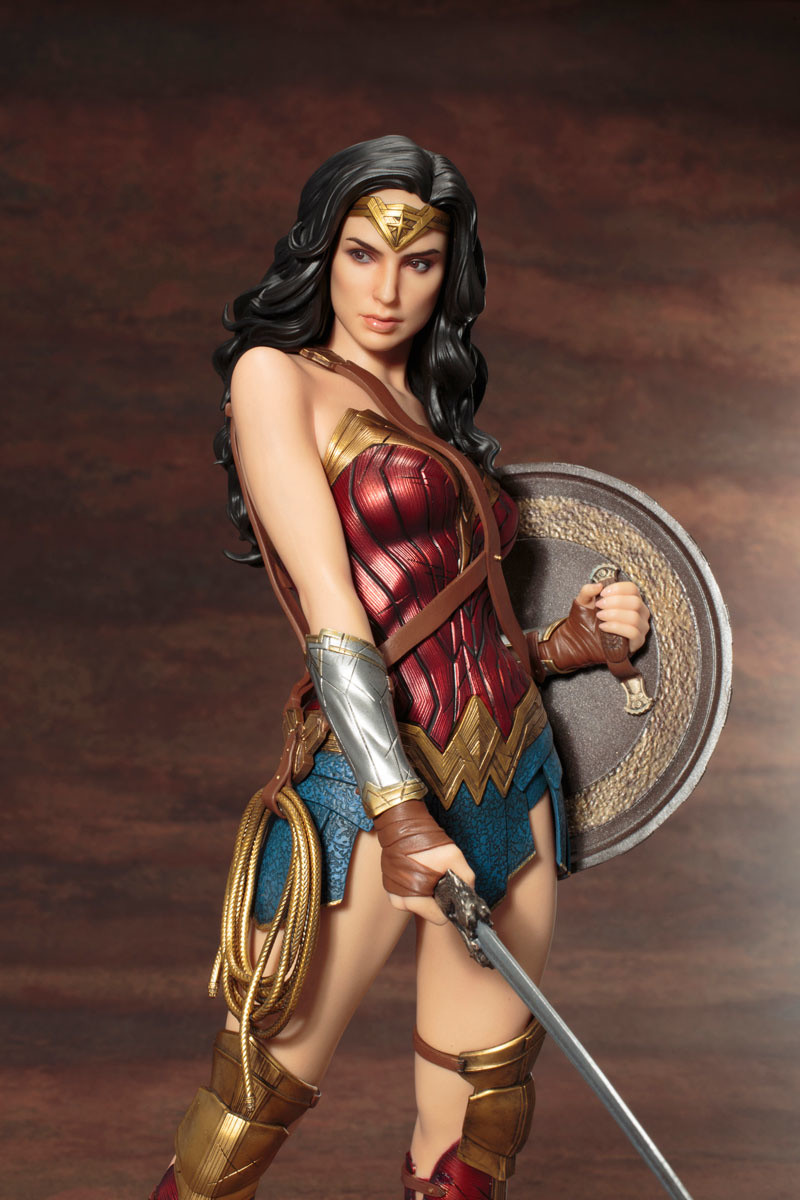 Artfx Wonder Woman Movie Statue  Tokyo Otaku Mode Shop-1949