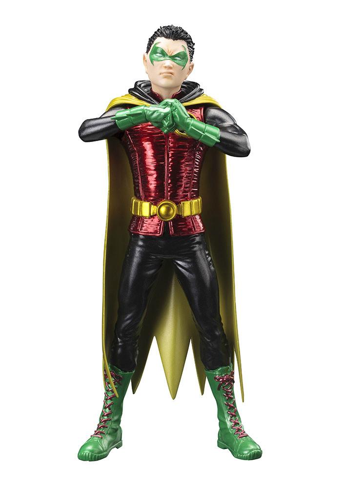 ArtFX+ Damian Wayne Robin 1/10th Scale Statue   Tokyo ...