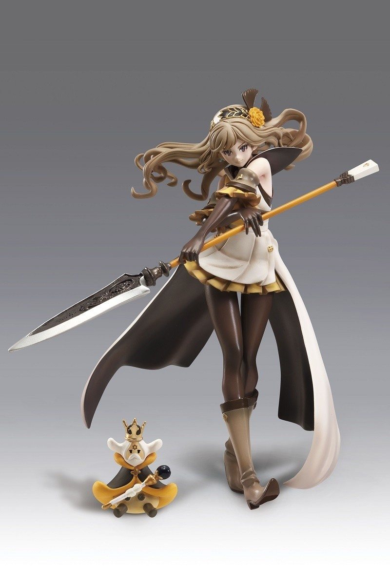Terra Battle Samatha The Spearmaiden 1 8 Scale Figure