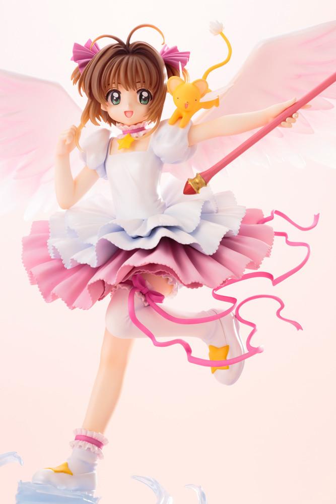 Artfx J Cardcaptor Sakura Sakura Kinomoto Sakura Card