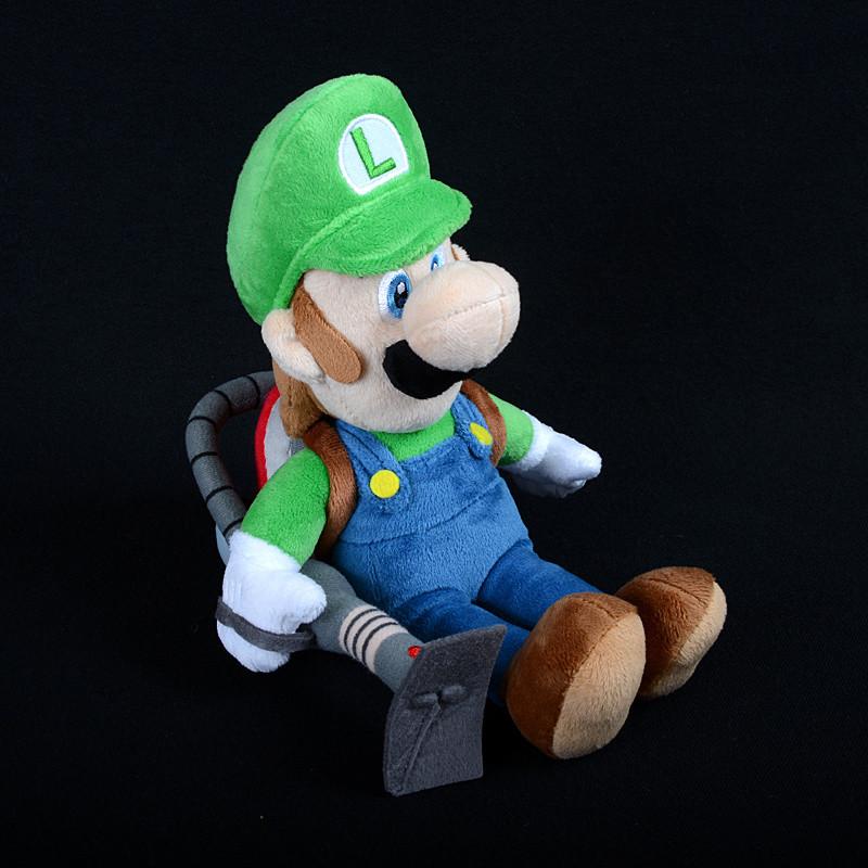Best Digital Kitchen Scale Luigi with Poltergust 5000 Plushie | Luigi's Mansion: Dark ...