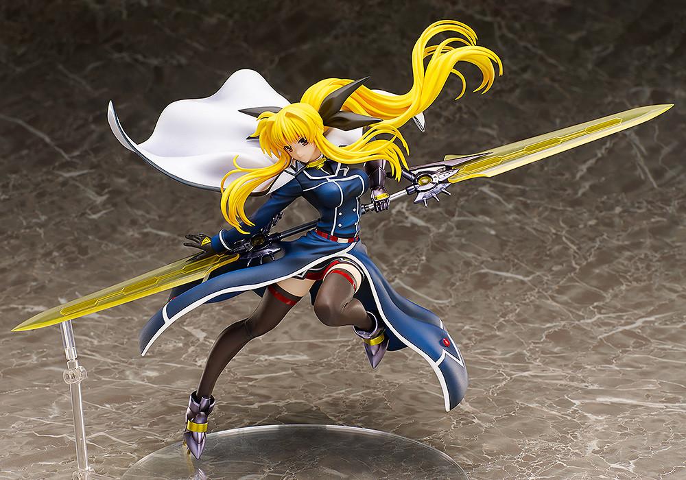 Magical Girl Lyrical Nanoha Force Fate T Harlaown 1 8