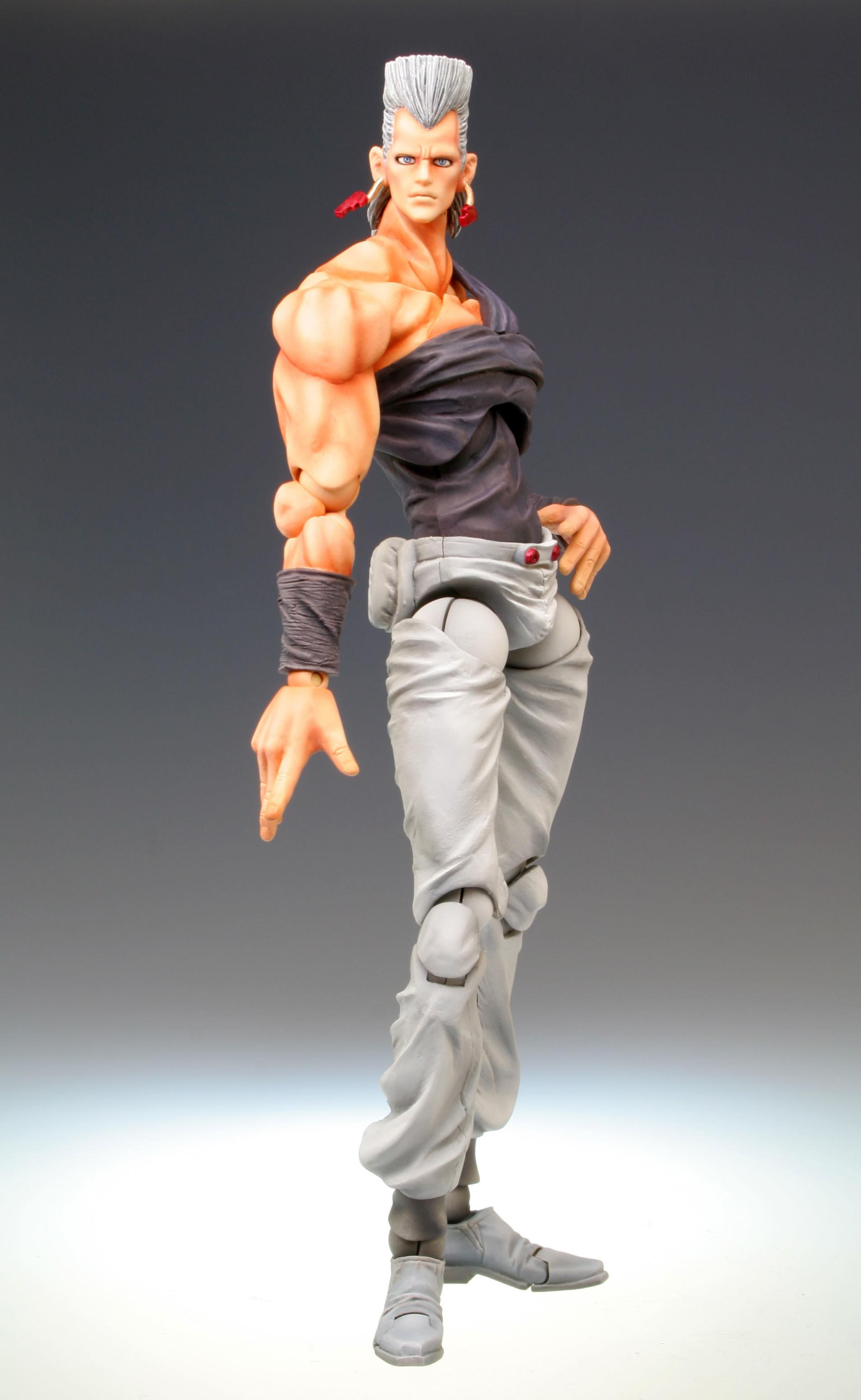 Super Action Statue Jean Pierre Polnareff Hirohiko Araki