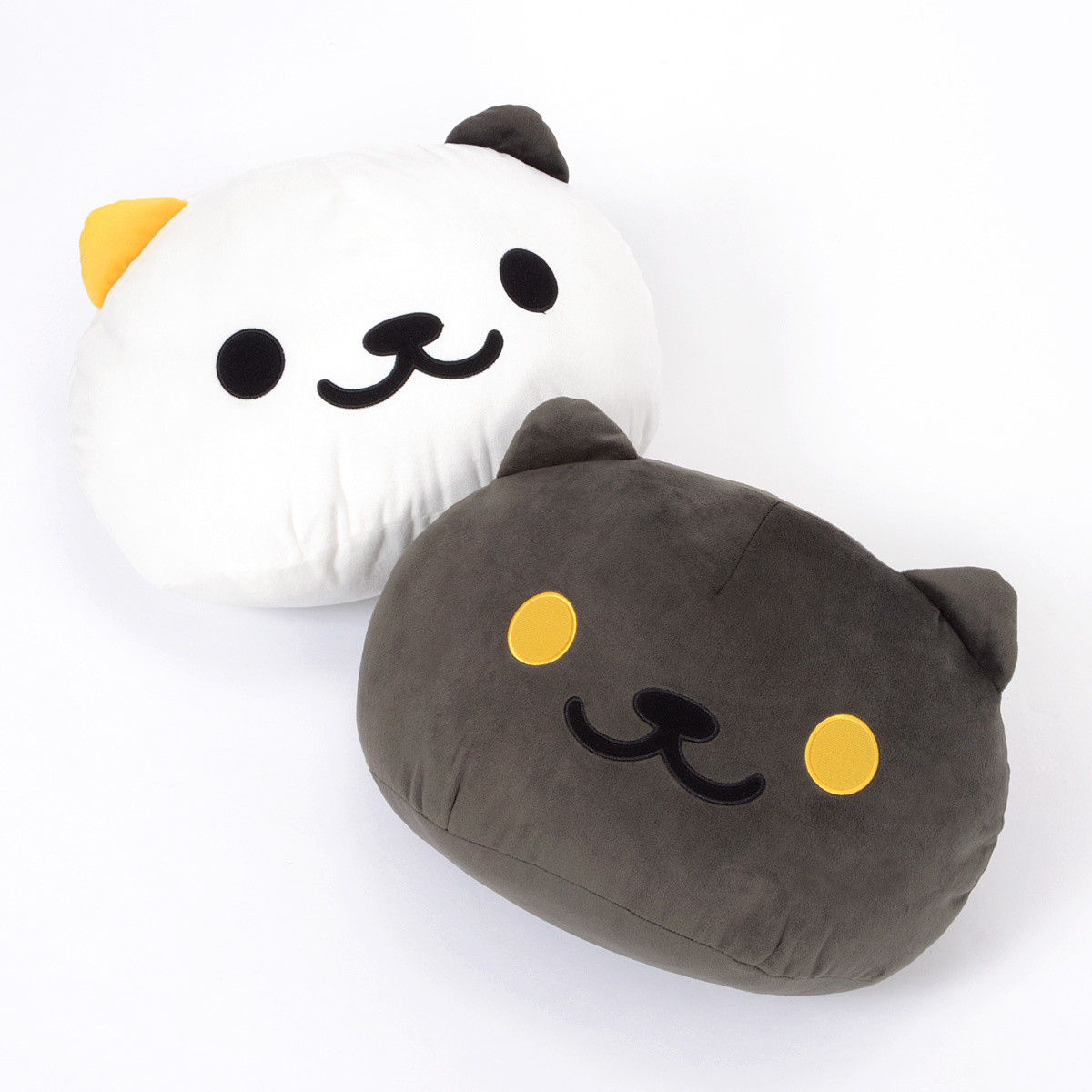 Neko Atsume Huge Face Shaped Plushies Tokyo Otaku Mode Shop