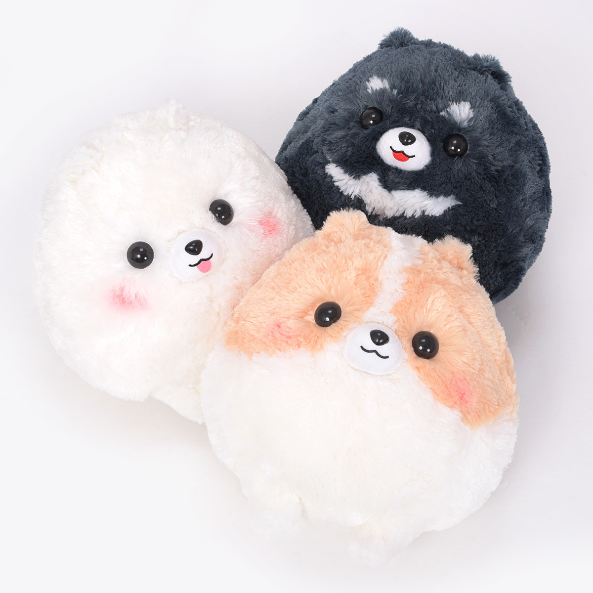 Pometan Amp Friends Dog Plush Collection Big Tokyo Otaku