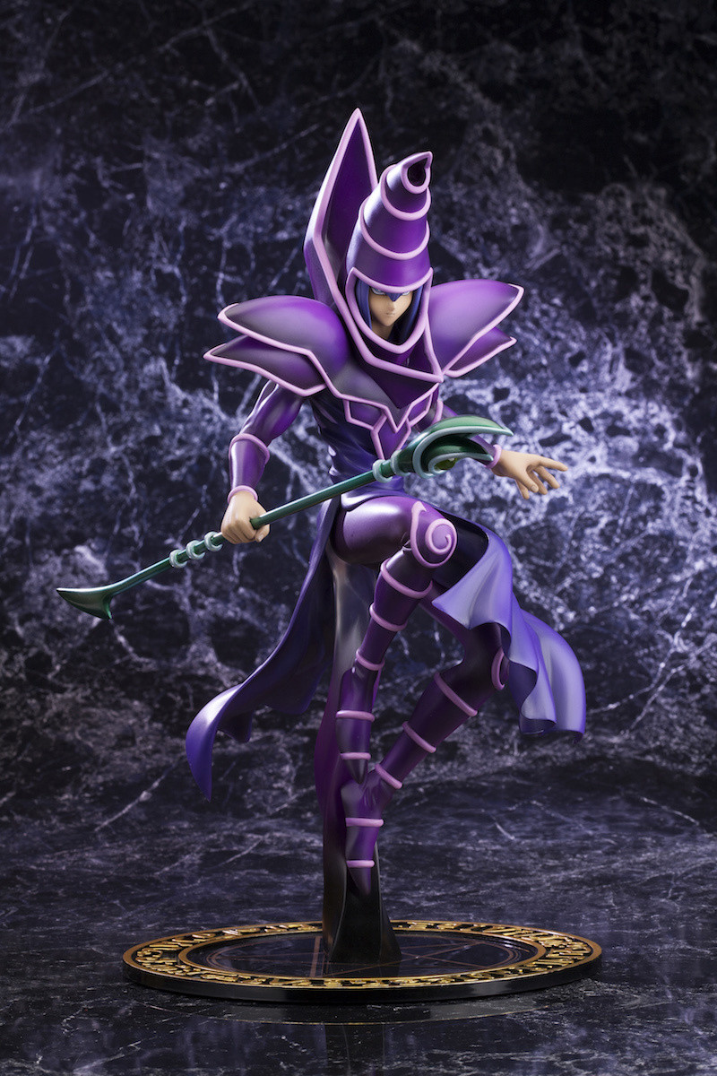 artfx j yu gi oh black magician tokyo otaku mode shop
