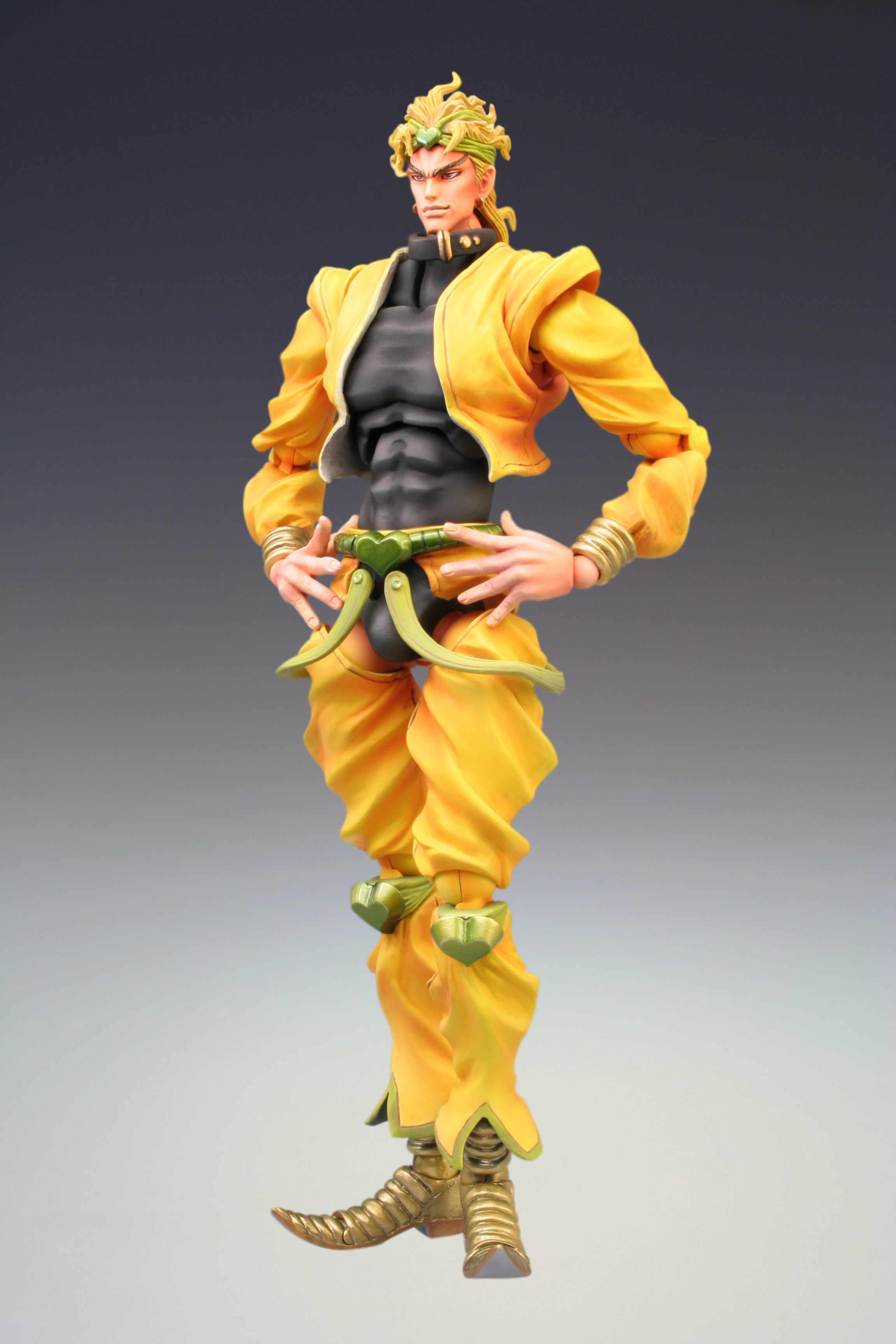 Super Action Statue Dio Brando Hirohiko Araki Color