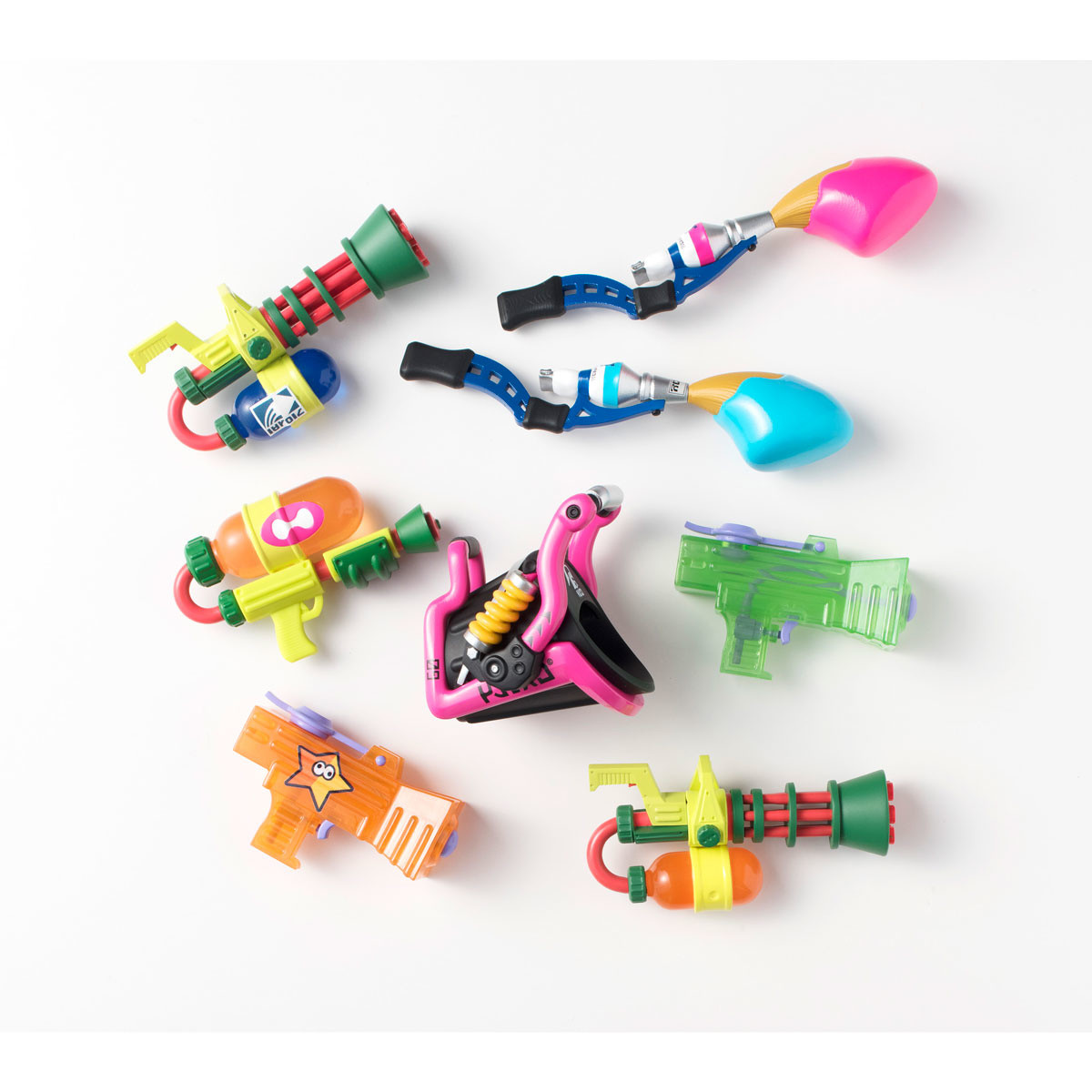 Splatoon Weapons Collection 2 Tokyo Otaku Mode Shop