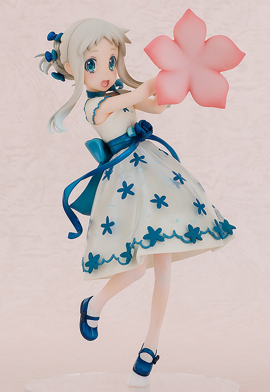 Anohana The Movie Dress Up Chibi Menma 1 8 Scale Figure