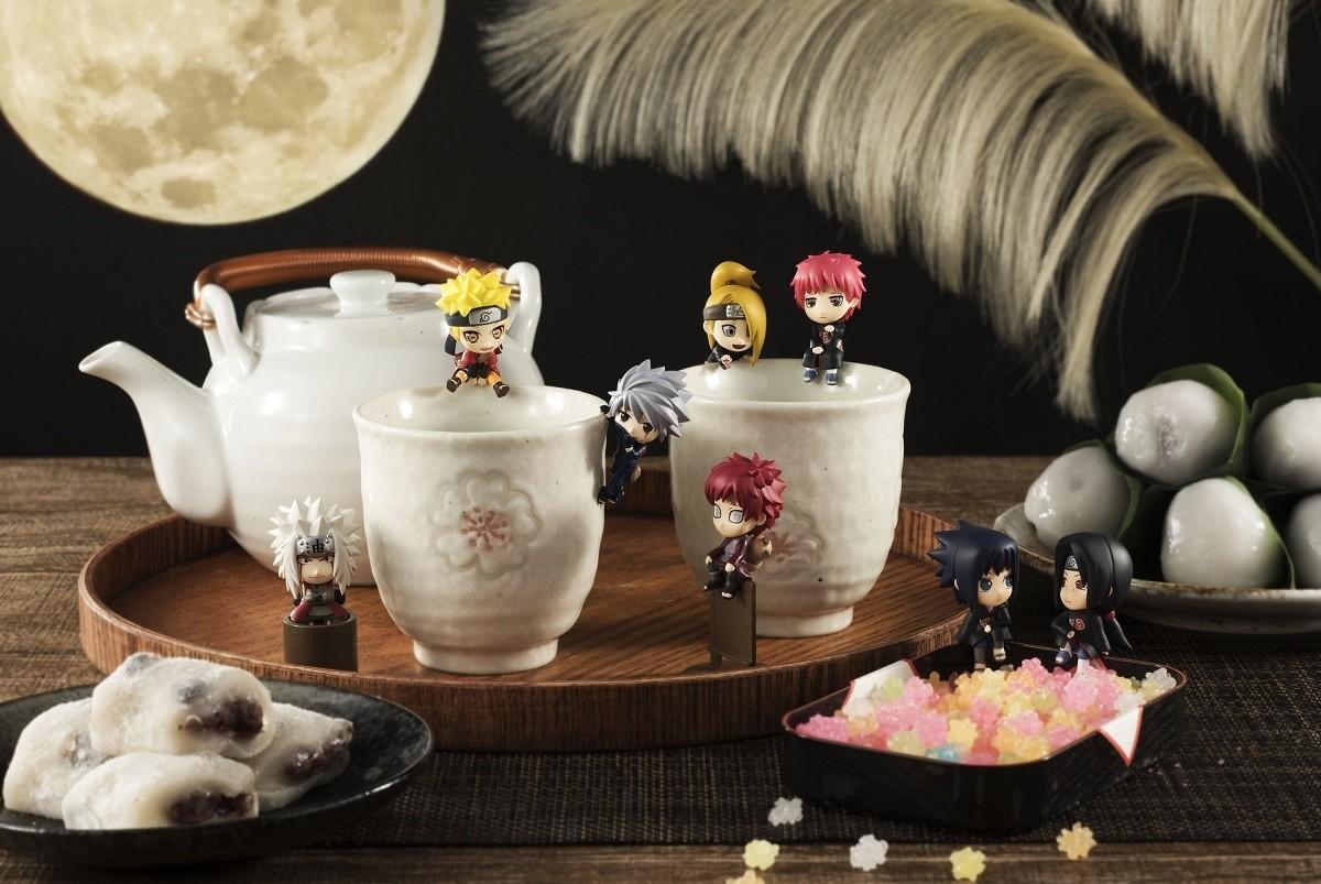 Ochatomo Series Naruto Lets Enjoy Tea Together Box Set