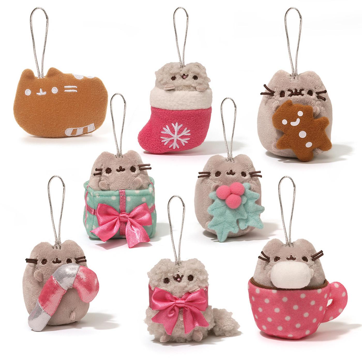 Pusheen Surprise Plush Blind Box Series 2 Ornaments