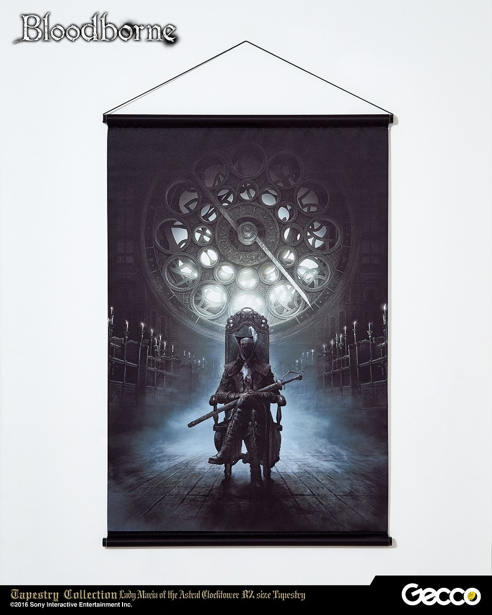 Bloodborne Tapestry Collection Lady Maria Of The Astral