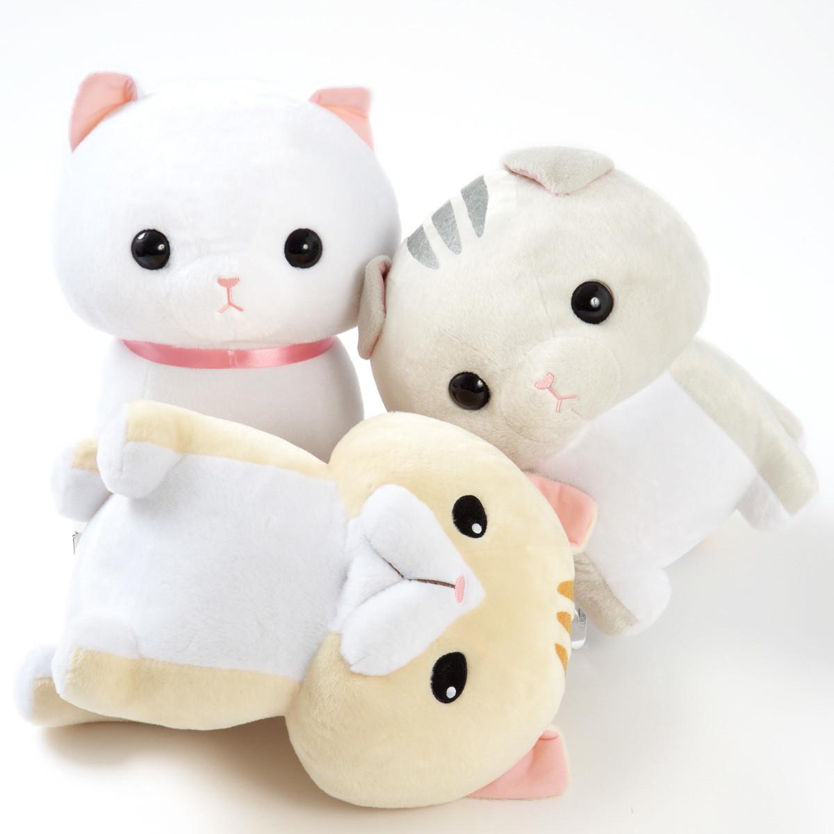 Chinmari Munchkin Cat Plush Collection Big Tokyo Otaku