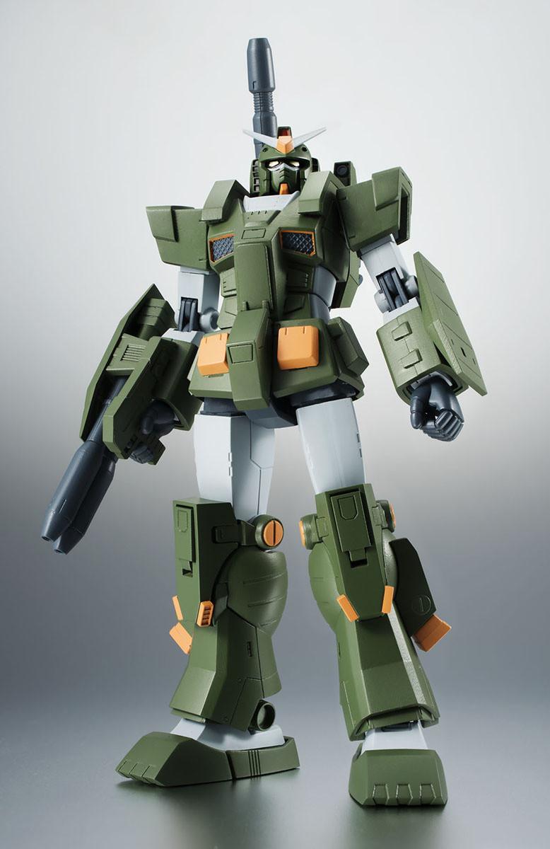 robot spirits mobile suit gundam fa 78 1 full armor gundam ver
