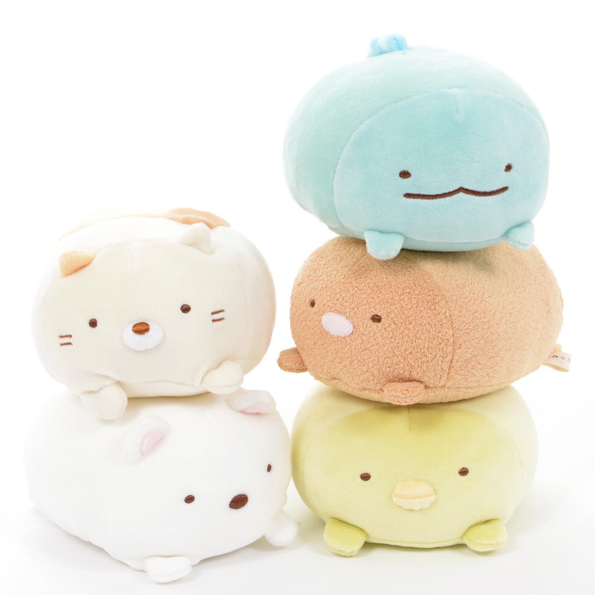 Sumikko Gurashi Super Mochi Mochi Plush Collection