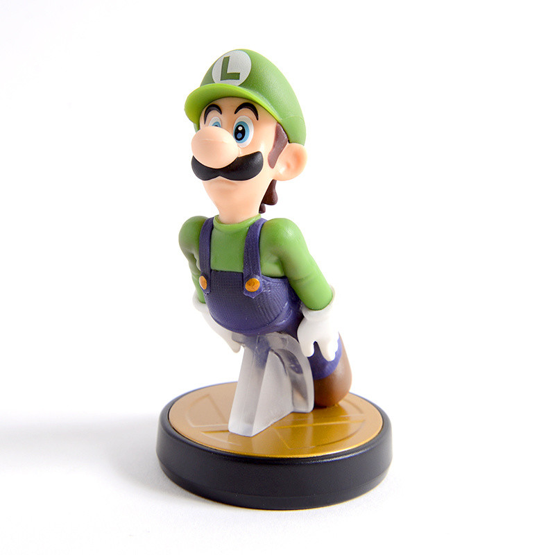 Luigi Amiibo Super Smash Bros Us Ver Tokyo Otaku