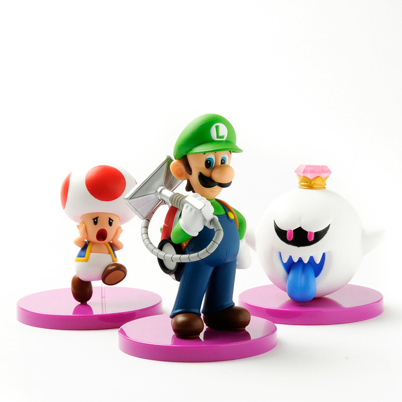 Luigi S Mansion Dark Moon Figures Tokyo Otaku Mode Shop