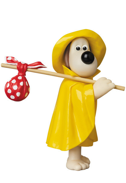 Ultra Detail Figure Aardman Animations #2: Wallace