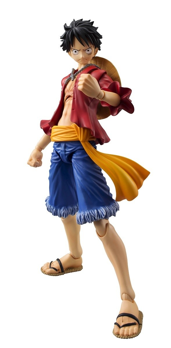 Variable Action Heroes One Piece Monkey D. Luffy (Re-run ...