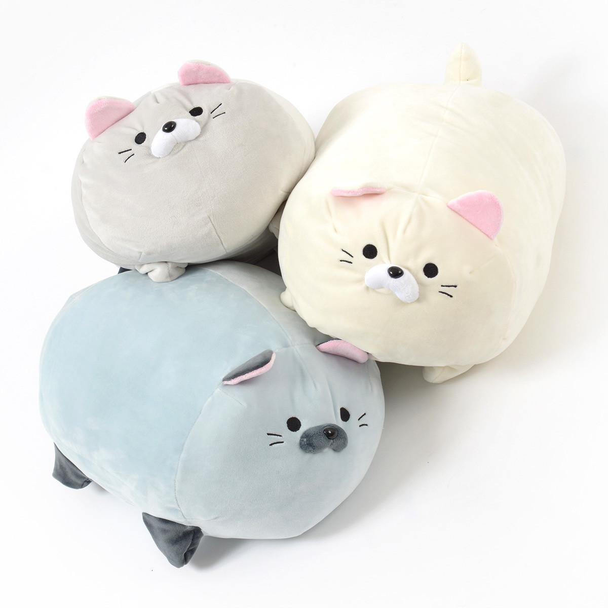 Goroneko Summit Cat Plush Cushions Tokyo Otaku Mode Shop