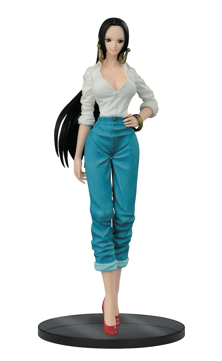 one piece jeans freak the last word boa hancock tokyo otaku mode shop. Black Bedroom Furniture Sets. Home Design Ideas