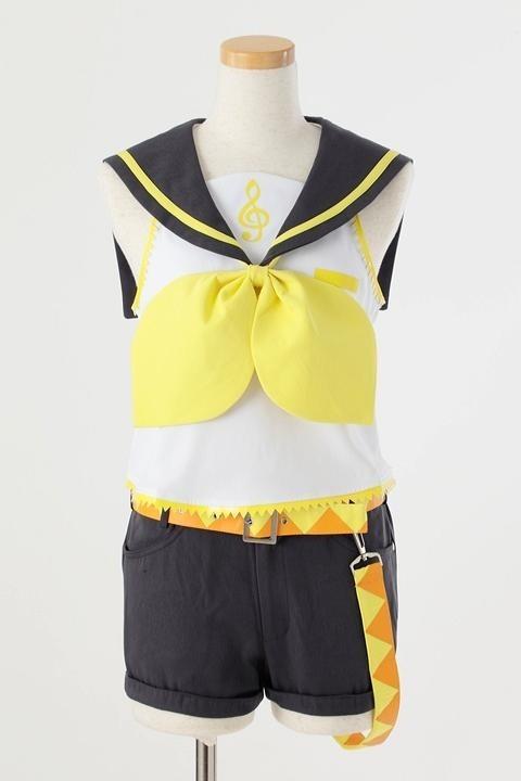 Kagamine Rin Cosplay Outfit Tokyo Otaku Mode Shop