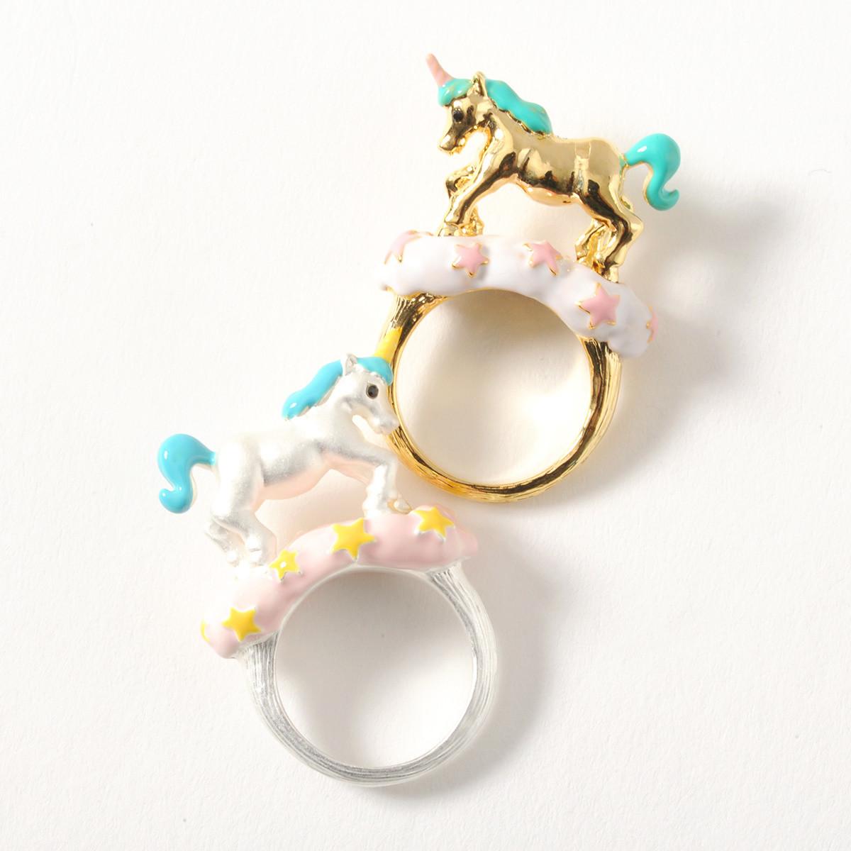 Gargle Unicorn Rings Tokyo Otaku Mode Shop