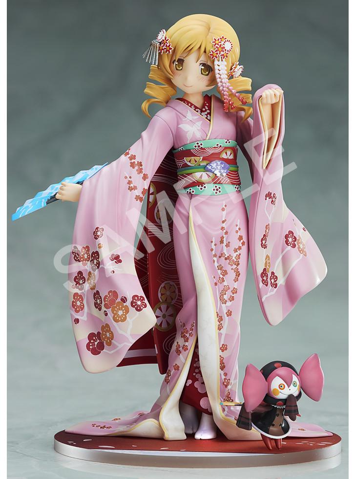 Madoka Magica Mami Tomoe 1 8th Scale Figure Maiko Edition
