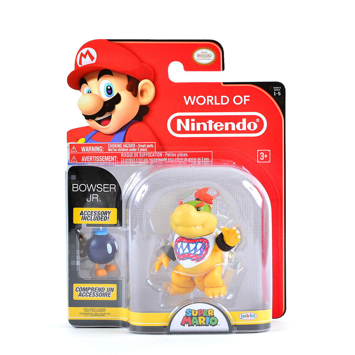 World Of Nintendo Bowser Jr 4 Quot Figure Tokyo Otaku Mode Shop
