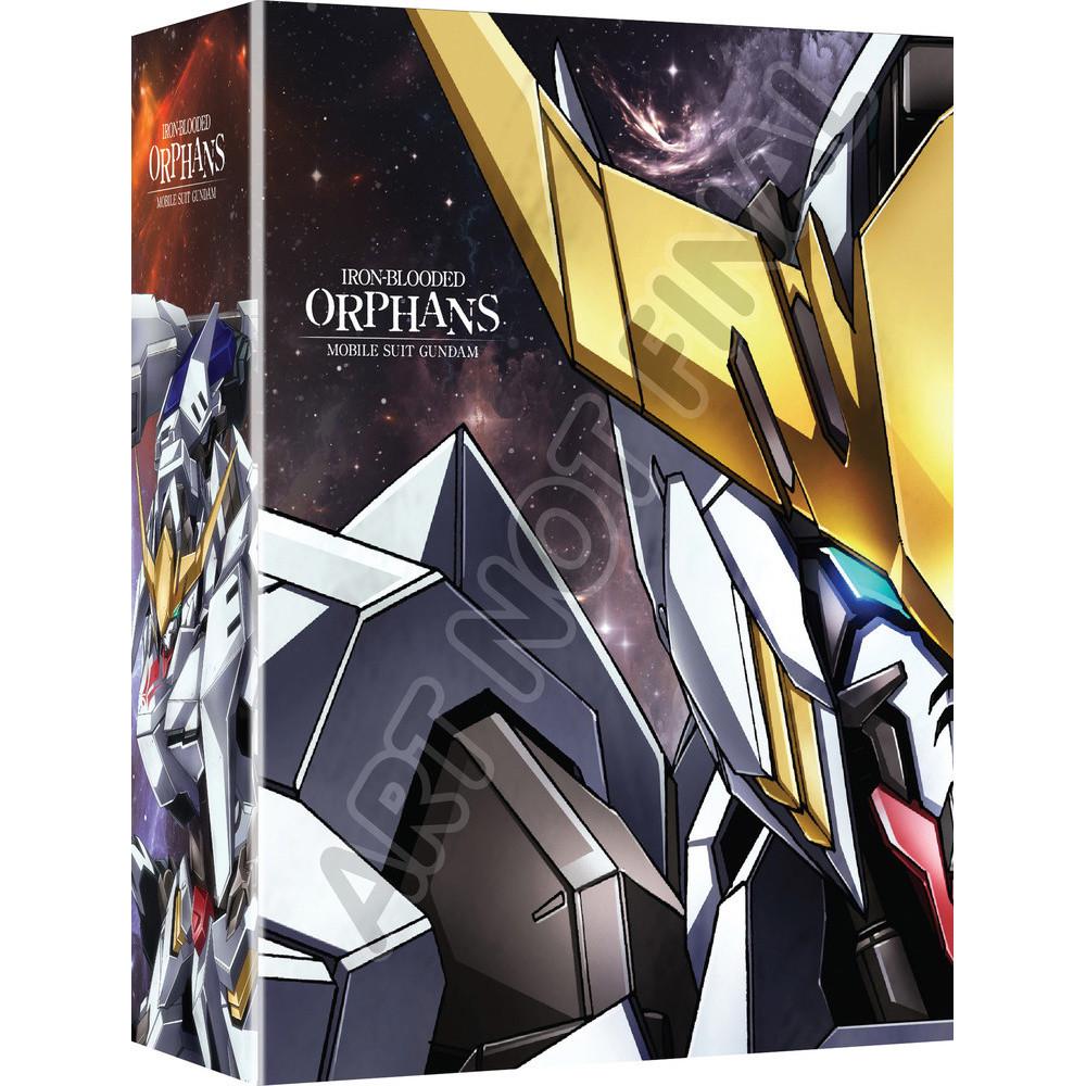 Mobile Suit Gundam Iron Blooded Orphans Season 1 Limited