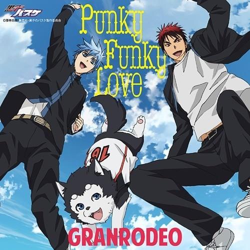 Punky Funky Love (Anime Ver.)
