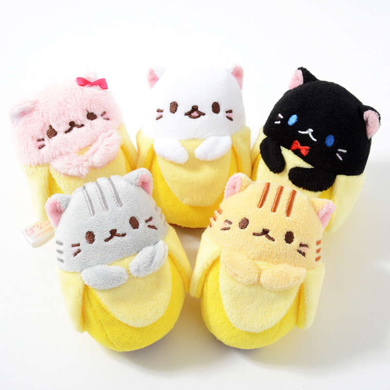 Bananya Plush Collection Tokyo Otaku Mode Shop