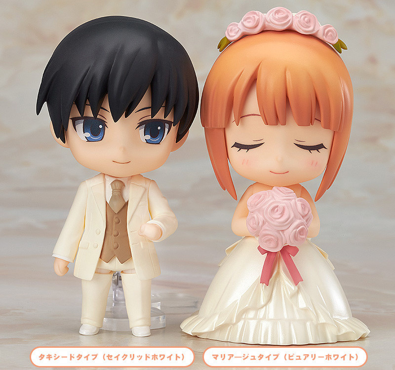 Nendoroid More: Dress-Up Wedding (Re-run)   Tokyo Otaku Mode Shop