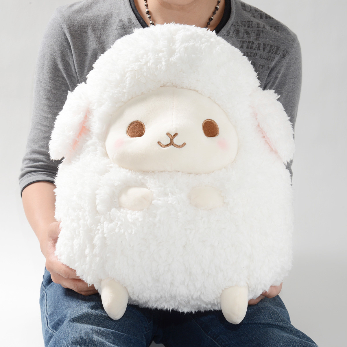 wooly baby sheep plush collection big tokyo otaku mode shop