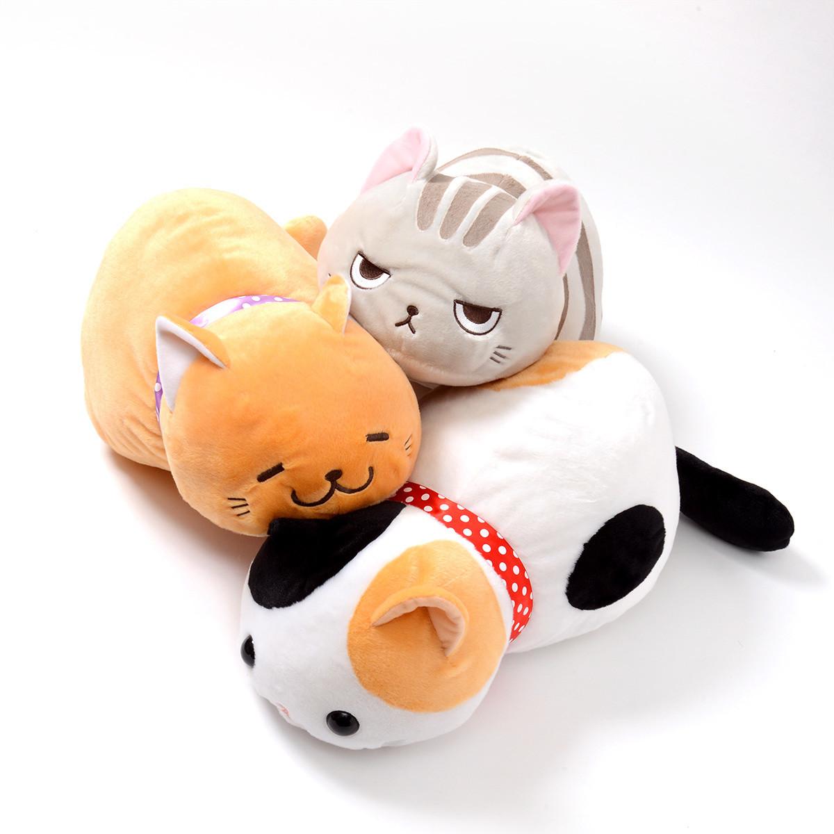 Tsuchineko Kidoairaku Cat Plush Collection Big Tokyo