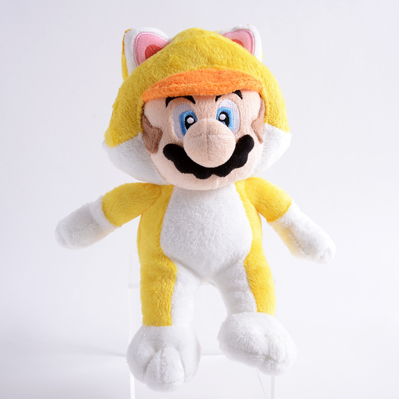 Cat Mario Plush Collection Tokyo Otaku Mode Shop