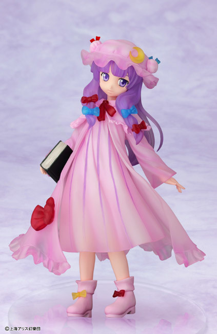 Patchouli Knowledge Unmoving Great Library 1 8th Scale