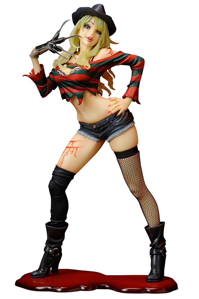 Freddy Vs Jason Freddy Krueger Bishoujo Statue  Tokyo -5295