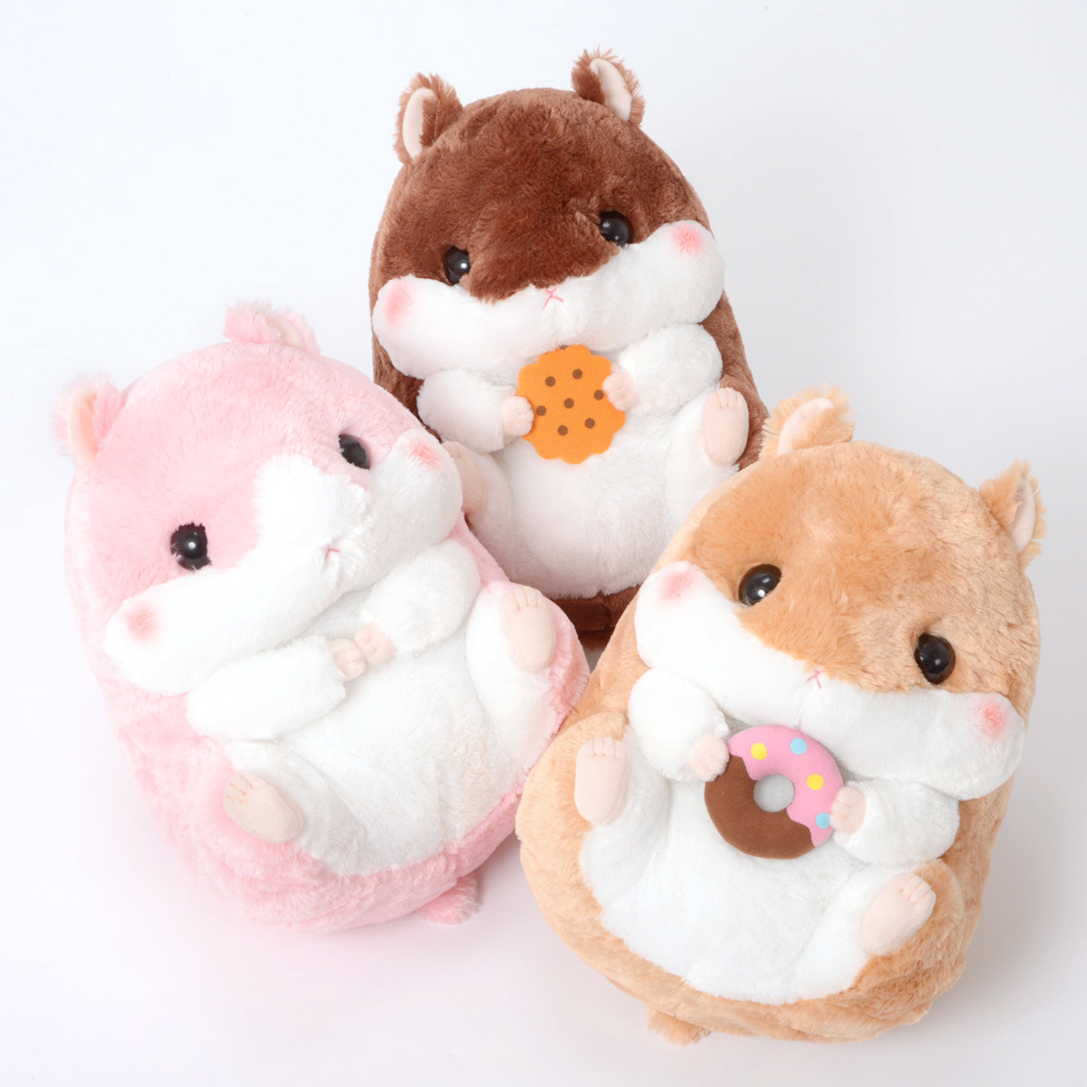 Coroham Coron Cafe Coron Hamster Plush Collection Big