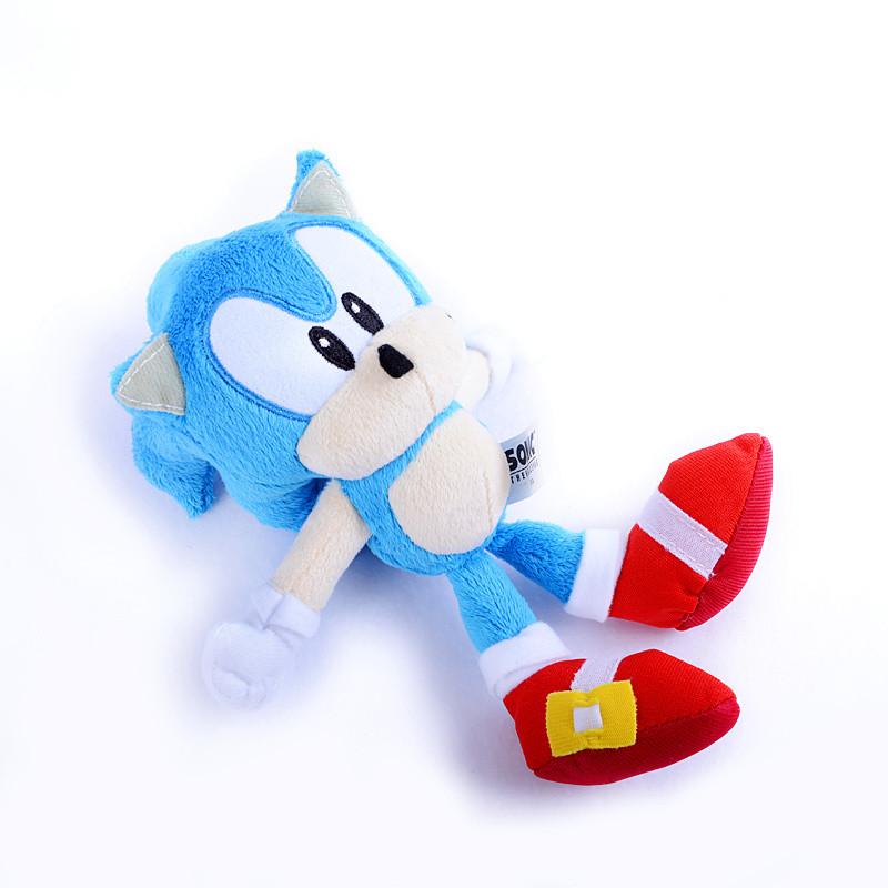 20th Anniversary Classic Sonic Plush Sonic The Hedgehog